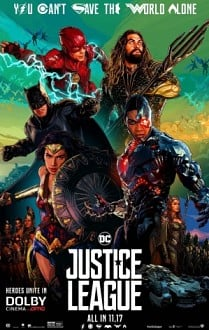 Justice League Movie Review