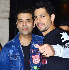Sidharth Malhotra Birthday Celebration
