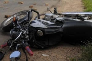 Tamil Nadu: 2 die on the spot as bike rams luxury bus