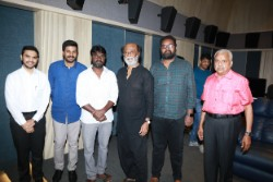 Rajinikanth starts dubbing for Kaala