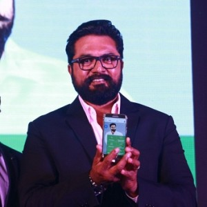 Sarathkumar's ASK APP Launch