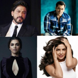 Forbes Top 100 Celeb Earners - Where do Bollywood stars stand?