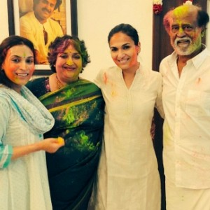 Holi Celebration pictures of your favourite stars