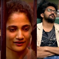 Bigg Boss 3: Losliya tries to unite Sakshi and Kavin | Videos Here