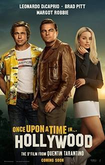 Once Upon a Time in Hollywood Movie Review