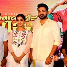 Kadaikutty Singam promotion at kerala
