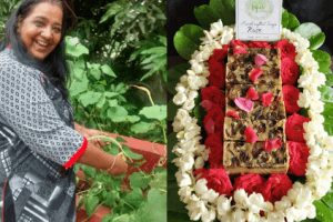 Growing More Than 50 Vegetables & Fruits At Home, Chennai Woman Makes Her Own Organic Soaps