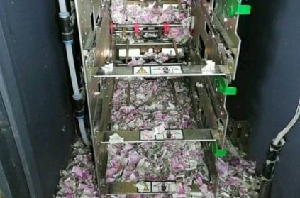 Mice enter ATM, destroy currency notes worth Rs 12 lakh