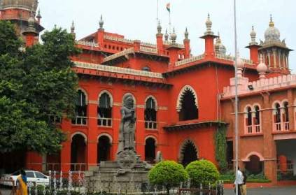 Madras and Madurai HighCourts will be off till the date October 21st