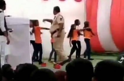 PC gets suspended after showers cash on school girls in cultural event