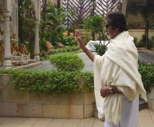 Amitabh Bachchan (aka) Big B