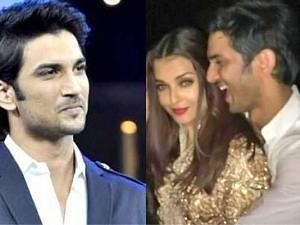 Aishwarya Rai pays emotional tribute to Sushant Singh Rajput