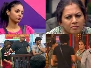Bigg Boss Tamil 4: Sanam and Suresh loyalists battle it out in front of judge Suchi