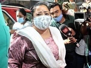 Comedienne Bharti Singh arrested by NCB with regard to drug case