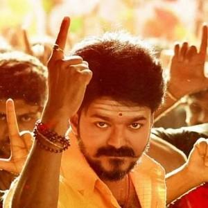 Mersal's thunderstrom record - becomes India's No.1