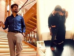 Viral: Nayanthara and Vignesh Shivan's romantic Diwali treat is screaming Love & Love only!