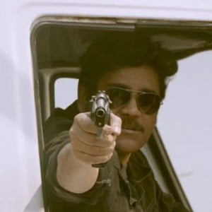 RGV's Officer Movie Teaser 2 | Nagarjuna