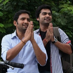 'He told everyone that the film didn't do well only because of STR and Santhanam'