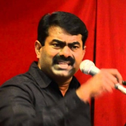 Seeman talks about Rajinikanth and the Mersal issue.