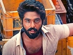 Wow - GV Prakash's long-delayed film's TEASER unveiled by Dhanush; Gritty and Intense indeed!!