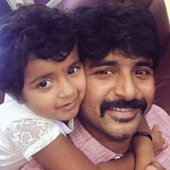 Wow! Sivakarthikeyan introduces his daughter in his next project!