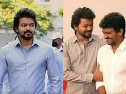 Woah! How cool Vijay looks...?' - Here is the captivating VIDEO from 'Thalapathy 65' pooja - Don't miss!
