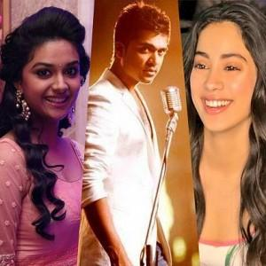 Exclusive: Keerthy Suresh or Jhanvi Kapoor for STR? Venkat Prabhu clarifies!