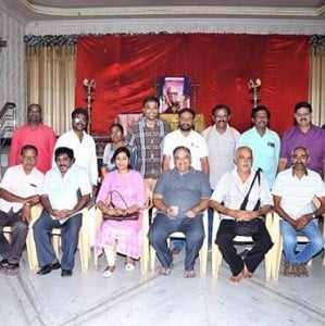 Celebrities attend K Balachandar's 88th Birthday function